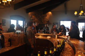 Wine Tasting at Abacela Winery