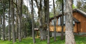"""The Vista Hills Winery """"Tree House Tasting Room"""""""