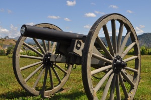 Earl's Prize Cannon