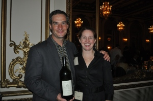 Mike and Molly from Hendry Vineyards