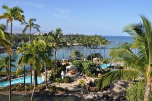 The Hilton Waikoloa , Kona