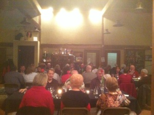 A Melrose Vineyard event for Wine Club members