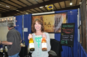 Molly Roby of Ribera Vineyards