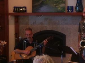Guitarist Craig Einhorn
