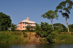 A new Riverfron Estates Home