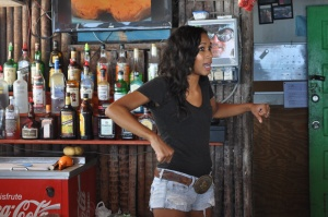 Belize Bars have awesome scenery ;-))