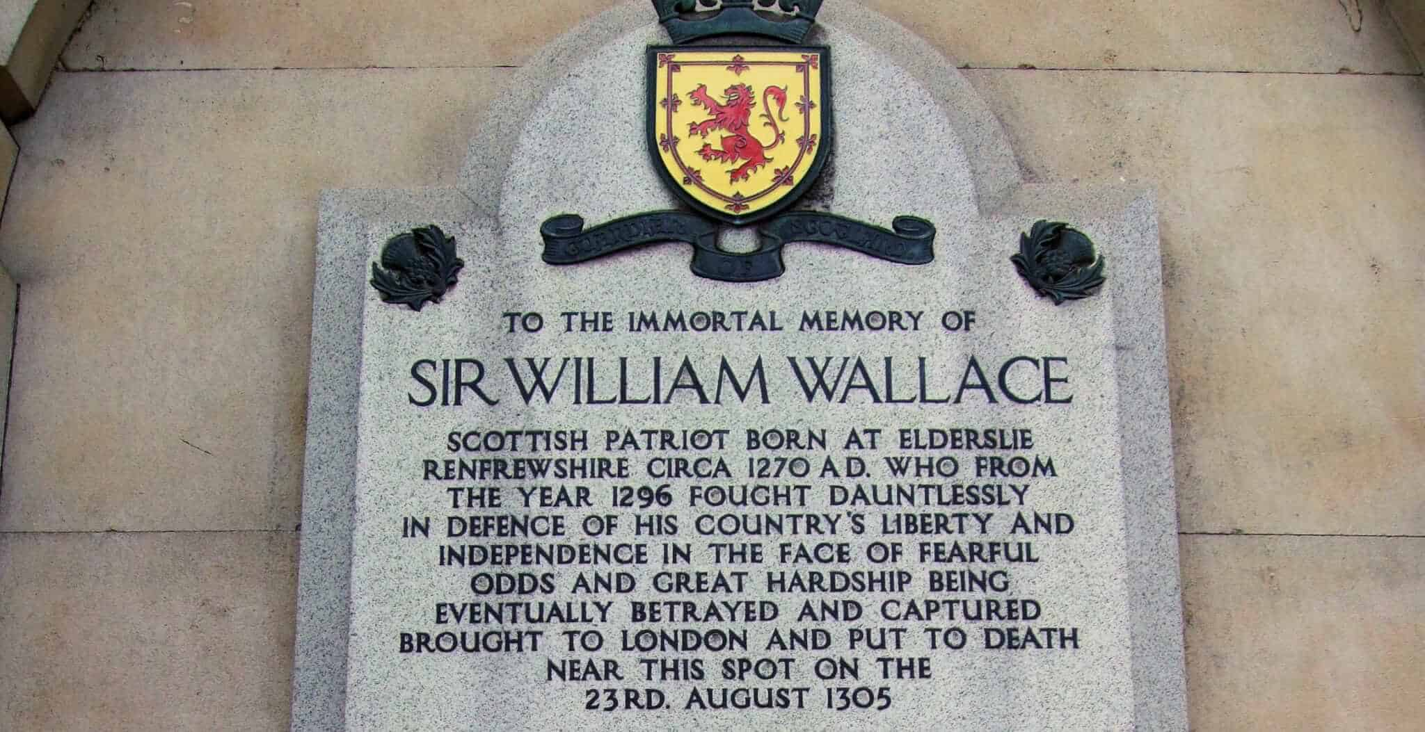 wallace execution site